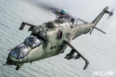 TRUMPETER Mi-24D Hind-D