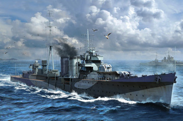 TRUMPETER HMS Colombo