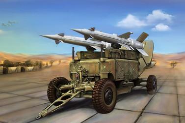 TRUMPETER Soviet 5P71...