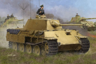 HOBBY BOSS Pz.BeobWg V Ausf.A